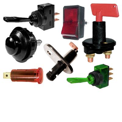 Switches / Flasher Units