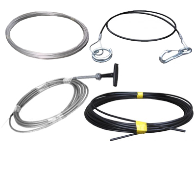 Vehicle Cables / Locking Wire