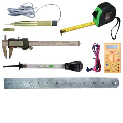 Measuring / Testing Tools