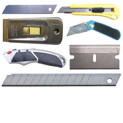 Knives / Scraper